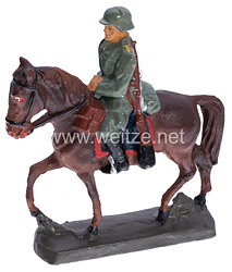 Duro - Heer Reiter mit Karabiner auf Schrittpferd