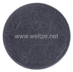 Sachsen Königreich Verdienstmedaille des Roten Kreuz für Kriegshilfe