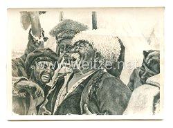 3. Reich Pressefoto: Kosakendarstellung aus russischer Zeit 15.3.1943