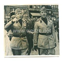 Luftwaffe Pressefoto: Italienische Delegation bei der Luftwaffe
