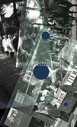 3. Reich Negative, Deutsche Arbeitsfront (DAF) Umzug