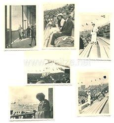 3. Reich Fotos, Olympiade 1936 in Berlin