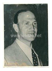 3. Reich Pressefoto: Der neue italienische Botschafter in Berlin Dino Alfieri