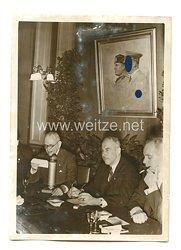 3. Reich Pressefoto: Im Zeichen der Deutsch-italienischen Kulturaustausches
