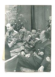 3. Reich Pressefoto: Empfang zu ehren des italienischenAußenminister Graf Ciano im Hotel Adlon