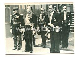 3. Reich Pressefoto: Der neue spanische Botschafter überreicht in Paris sein Beglaubigungsschreiben 8.4.1939