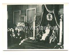 3. Reich Pressefoto: Die 100 Jahrfeier in der Luxemburgischen Kammer 23.4.1939