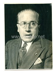 3. Reich Pressefoto: Argentiniens neues Botschafter Dr. Ricardo Olivera ist in Berlin eingetroffen 7.8.1939