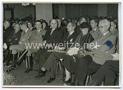 3. Reich Pressefoto: Jakob Schaffner-Feier in Berlin