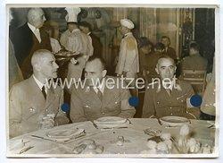 3. Reich Pressefoto: Der Kameradschaftsabende der Reichstagsabgeordneten im Berliner Schloss