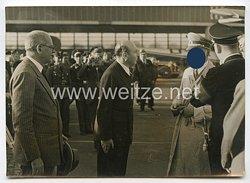 3. Reich Pressefoto: Der Führer Adolf Hitler in Berlin 24.8.1939