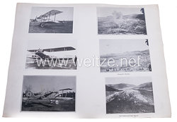 Foto Erster Weltkrieg: Diverse Flugzeuge