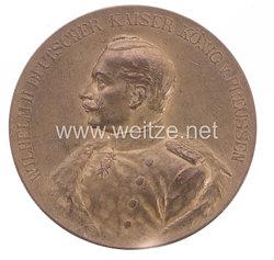 Preußen Medaille der Ausstellung für Gesundheits-und Wohlfahrtspflege Halle/Saale 1900