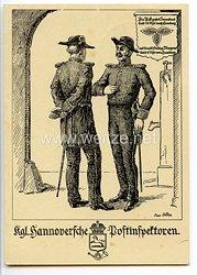 """III. Reich - Propaganda-Postkarte - """" Briefmarken-Ausstellung Hannover 1938 """""""