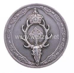 Preußen Verband der ehemaligen Jäger & Schützen von Rheinland & Westfalen silberne Schießpreismedaille, 1928