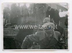 3. Reich Pressefoto: Diplomat geht an Bord 13.03.1941