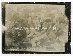 Deutsches Kaiserreich 1. Weltkrieg Foto, Luftaufnahme