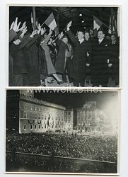 3. Reich Pressefotos: Faschisten in Italien