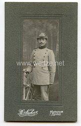 Portraitfoto Deutsches Reich: Kaiserlicher Hofjäger
