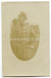 1. Weltkrieg Deutsches Heer Foto, KronprinzWilhelm von Preußen
