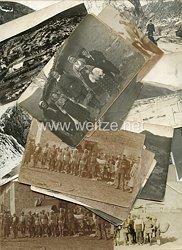 1. Weltkrieg Deutsches Heer Fotos, Land und Leute aus dem Balkan