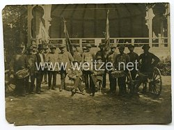 Deutsches Reich Gruppenfoto einer einer Schützengilde/ Schützenverein