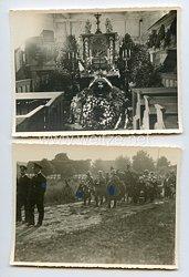 Wehrmacht Heer Fotos, Beerdigung von General der Artillerie Fritz Brand