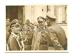 Sturmabteilung (SA) Foto,SA-Obergruppenführer Wilhelm Brückner.   mitAbzeichen der Nationalen Kraftfahrt und Luftfahrtbewegung