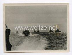 Kriegsmarine Pressefoto: Seekrieg gegen die Sowjets 16.3.1942