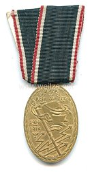 Preussen Kyffhäuser Kriegsdenkmünze 1914-1918