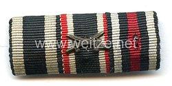 Bandspange eines Veteranen des 1. Weltkriegs und späteren Wehrmachts-Angehörigen