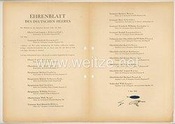 Ehrenblatt des deutschen Heeres - Ausgabe vom 7. Mai 1944