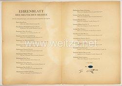 Ehrenblatt des deutschen Heeres - Ausgabe vom 5. Juni 1944