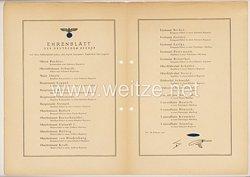 Ehrenblatt des deutschen Heeres - Ausgabe vom 16. Februar 1942