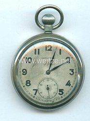 England 2. Weltkrieg militärische Taschenuhr