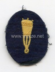 Kriegsmarine Einzel Ärmelabzeichen für Offiziere Minenwaffe