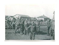 Wehrmacht Foto, italienische Soldaten