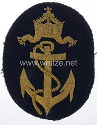 Kaiserliche Marine Ärmelabzeichen für einen Oberbootsmannsmaaten