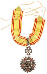 Tunesien FranzösischesProtektorat Orden des Ruhmes - Nishan Iftikhar Kommandeurskreuz