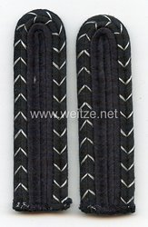 Bahnschutz Paar Schulterstücke für einen Bahnschutzmann