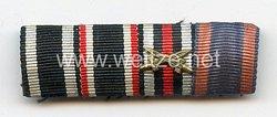 Bandspange für einen oldenburgischen Veteranen im 1. Weltkrieg