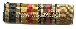Bandspange eines badischen Veteranendes 1. Weltkriegs