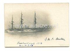 Deutsches Reich Foto, S.M.S. Moltke in Konstantinopel