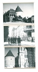 Wehrmacht Heer Fotos, Deutsche Truppen in Zagreb 1944
