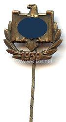 """Nationalsozialistischer Reichsbund für Leibesübungen ( NSRL ) - Leistungsabzeichen in Bronze mit Jahreszahl """" 1939 """""""