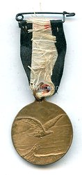 "Tragbare Spendenmedaille ""Königswürde 1924/25"""