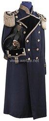 Kaiserliche Marine großes Gala-Uniform Ensemble für einenMarine-Bau-Inspekteur   für Schiffs- und Maschinenbau