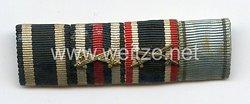 Bandspange für einen Veteranen des Freikorps und späteren Wehrmachts-Angehörigen