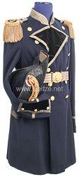 Kaiserliche Marine großes Gala-Uniform Ensemble für einenMarine-Oberingenieur