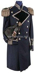 Kaiserliche Marine großes Gala-Uniform Ensemble für einen Marine-Oberbaurat und Hafenbaudirektor